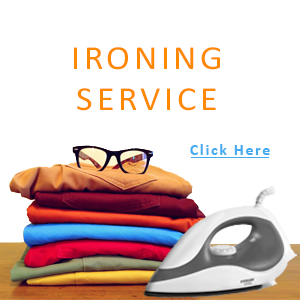 Burnley ironing service