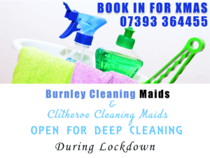 BURNLEY & CLITHEROE CLEANING MAIDS